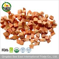 Wholesale 100% Natural instant vegetables AD dehydrated dried carrot from china suppliers