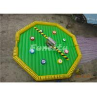Wholesale 0.55mm PVC Tarpaulin Inflatable Wipeout Games With CE/EN14960 Approved For Jumping from china suppliers