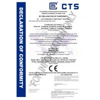 The Grandview Industry Co.,Ltd Certifications