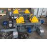 Buy cheap 3T Welding Rotator Light Pole Welding Machine Motorized Elevation Lead Screw Adjusting from wholesalers