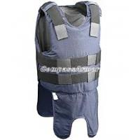 Wholesale Armored™ UHMW-PE / Kevlar / aramid fabric Concealable Bulletproof Vest With Tailer from china suppliers
