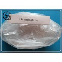 Wholesale Oxandrolone Oral Anabolic Steroids CAS 53-39-4 For Losing Weight Bodybuilding from china suppliers