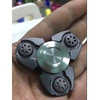 Buy cheap Fidget spinner 2017 Magic Decompression Three Sides Plastic Fidget Spinner for Kids from wholesalers