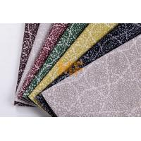 Wholesale 100% Polyester Dyeing Modern Upholstery Fabrics For Home Furniture Most Durable from china suppliers