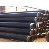 Wholesale API 5L API 5CT Black Jacket HDPE Insulated Steel ERW / SSAW Pipe For Sewage Discharge Pipe from china suppliers