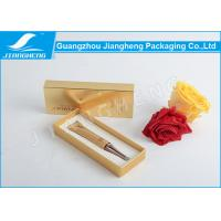 Wholesale Personalised Golden Paper Packing Boxes White Card Rectangle Shape For Gift from china suppliers