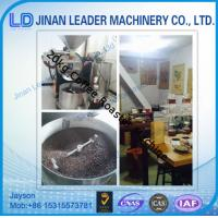 Wholesale Gas heating industrial 15kg commercial coffee roasting machines from china suppliers
