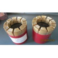 Wholesale Red PQ Rock Drill Bits Surface Set Impregnated Casing Shoe Bit For Drilling from china suppliers