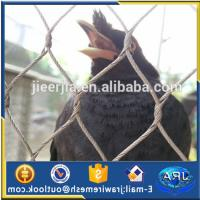 Wholesale 15years factory stanless steel bird aviary mesh from china suppliers
