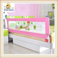 Wholesale Aluminum Baby Bed Rails Pink , Safety Bed Rails For Children from china suppliers