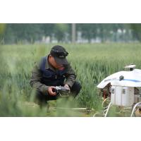 Wholesale Semi Control Remotely Piloted Helicopter Pesticide Spraying System 24 Hectares a Day from china suppliers