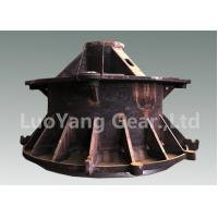 Quality Steel Casting Parts , bridge bearing Casted Steel Machining Parts for sale