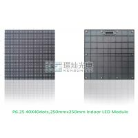 Wholesale P6.25 SMD Outdoor Full Color Led Module Rental Led Display 250mmx250mm from china suppliers