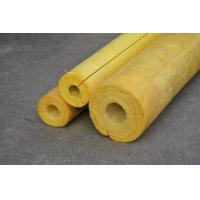 Wholesale High Temp Glass Wool Pipe Insulation from china suppliers