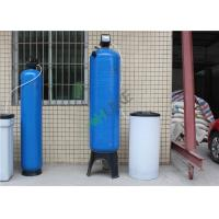 China Water Treatment Plant Water Softener And Ro System With Different Capacity on sale