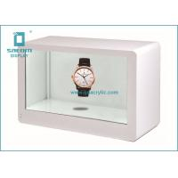"""Wholesale 19"""" / 22"""" Lcd Transparent Display Box For Display Watch And Relevant Video from china suppliers"""