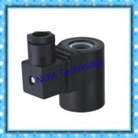 Wholesale Hydraulic solenoid coil DIN43650A 24VDC DC19W inner hole 14mm high 50mm from china suppliers