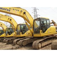 Wholesale $55000 Used Komatsu excavator PC200 2006 PC200-7 second-hand digger, also available pc200- from china suppliers
