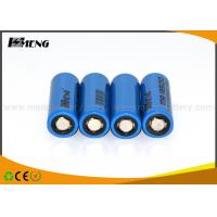 Quality Lithium Ion Electronic Cigarette Battery Blue Smok E Cig Battery for sale