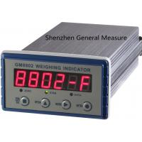 Buy cheap Waterproof Display Electronic Weight Indicator High Accuracy 1 / 100000 from wholesalers