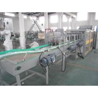 Wholesale Electric 3 In 1 Carton Bottle Packing Machine , Bottle Shrink Wrap Machine from china suppliers