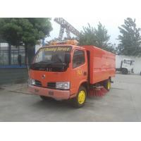 Wholesale Factory sale bottom price CLW brand mini road sweeping vehicle, High quality stainless steel street sweeper truck from china suppliers