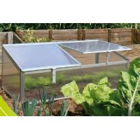 Wholesale Polycarbonate Aluminum / Cold Frame Mini Greenhouse / Garden Greenhouses For Flowers from china suppliers