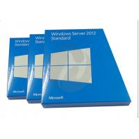 Wholesale English version Microsoft Windows Server 2012 Standard 5 CALs DVD Lifetime guarantee from china suppliers