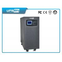 Wholesale No Break 2 Phase 240V / 208V / 110V UPS 6KVA - 20KVA Online UPS with LCD Display from china suppliers