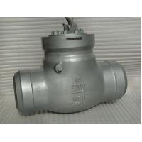 Wholesale CL 1500 API 594 Flanged Check Valve 2'' BW Pressure Self - Sealing Type from china suppliers