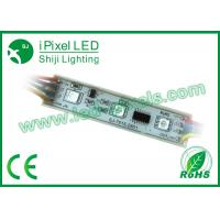 Wholesale Epistar 7515 Digital RGB LED Pixel Dc12V 140 Degree ws2801 75mm×15mm×8mm from china suppliers