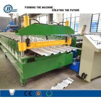 Wholesale Automatic Roof Panel Roll Forming Machine from china suppliers