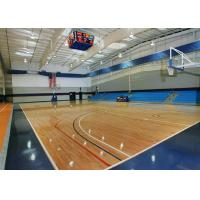 Wholesale Basketball Court Sports Wooden Flooring Oak Environmentally Friendly from china suppliers