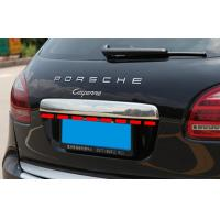 Wholesale Porsche Cayenne 2011 2012 2013 2014 Auto Body Trim Parts Rear Trim Strip SS from china suppliers