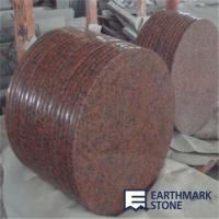 Wholesale G562 Maple Red Granite Table Top from china suppliers