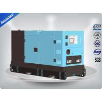 Wholesale Six Cylinder Perkins Diesel Powered Generator 80Kw 100Kva Water Cooling , Self - Excited Control System from china suppliers