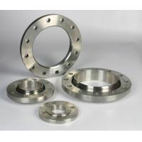 Quality Gr2 ANSI B16.5(AMSE B16.5) Titanium Flange for industry baoji fitow for sale