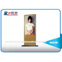 "Wholesale Touch screen 47"" Android Monitor Free Standing Kiosk For Advertising / Trade show from china suppliers"