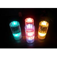 Wholesale Multicolor Waterproof Crystal bubbles Mood Lighting Lamps Rechargeable from china suppliers