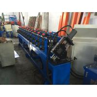 Wholesale 1-3mm thickness Custom CZ Purlin Roll Forming Machine , Steel Section Profile Roll Forming Equipment from china suppliers