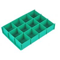 Wholesale 4x8 Anti - Static Corrugated Corrugated Plastic Dividers With ISO9001 / SGS / RoHS from china suppliers