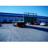 Wholesale CLWSunrise 12.5 meters 34 tons axle flatbed trailer SKW9401P 30086-18672730321 from china suppliers