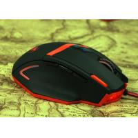 Wholesale Custom Bright Led Wired Gaming Mouse 6D Ultra Precise Scroll Wheel from china suppliers