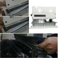 Wholesale High Precision PCB V Cut Machine , Linear Blade PCB Depaneling Machine from china suppliers
