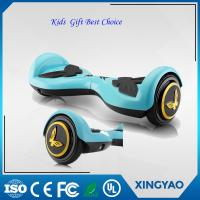 Wholesale Waterproof Blue 4 Inch Kids Balance Scooter With Two Wheels from china suppliers