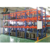 Wholesale Steel Powder Coated Multi-Level Ral System Color Pallet Racking Types Light Duty Shelving from china suppliers