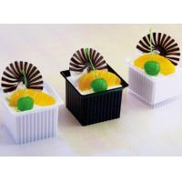 Wholesale Food Standard Baking Resistance Microwave Plastic Cup In PP / PS Material from china suppliers