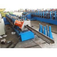 Wholesale Upright 11Kw Automatic Rack Roll Forming Machine , Sheet Metal Roll Forming Equipment from china suppliers