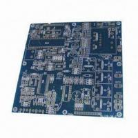 Buy cheap 6-layer PCB with 1.10mm Board Thickness and 5/5mil Trace Width Spacing from wholesalers