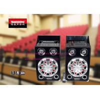 Wholesale Professional Portable Amplifier Speaker System Rechargeable Indoor from china suppliers